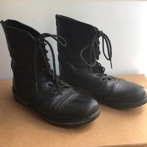 "Steve Madden ""Fame"" Combat Boots"